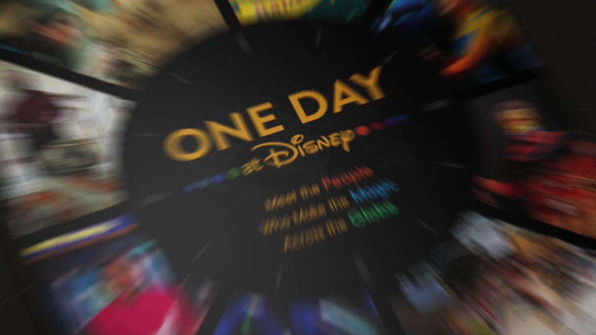 "Cast members from Disney Parks, Experiences and Products opened up their workshops, dressing rooms, kitchens, labs, locomotive engines and more to share their stories with the world! See how we are celebrating ""One Day at Disney"" with these incredible cast: #DisneyCastLife"