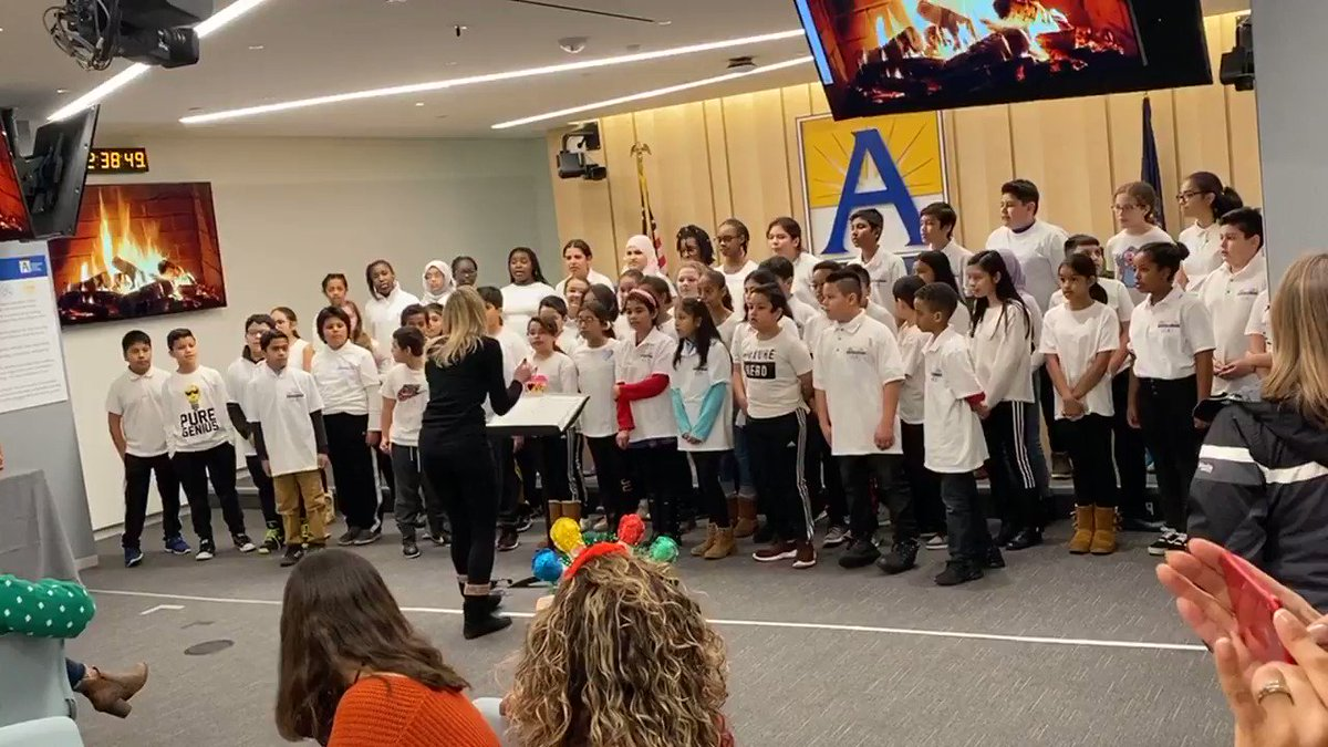 Randolph choral students singing for DTL here at Syphax! <a target='_blank' href='http://twitter.com/APSArts'>@APSArts</a> <a target='_blank' href='http://twitter.com/APSVirginia'>@APSVirginia</a> <a target='_blank' href='http://twitter.com/randolphvocal'>@randolphvocal</a> <a target='_blank' href='http://twitter.com/RandolphStars'>@RandolphStars</a> <a target='_blank' href='https://t.co/pHR6kJkc0m'>https://t.co/pHR6kJkc0m</a>