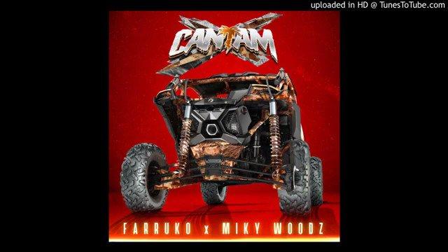#ESTRENO: @FarrukoOfficial x @MikyWoodz – #Cantam   Para escuchar la canción completa: https://youtu.be/XRLGNo0FI4cpic.twitter.com/VsW96FK59H