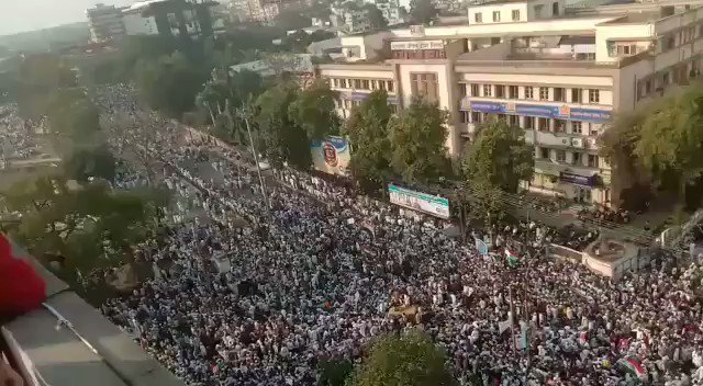 Nagpur anti CAA protest today