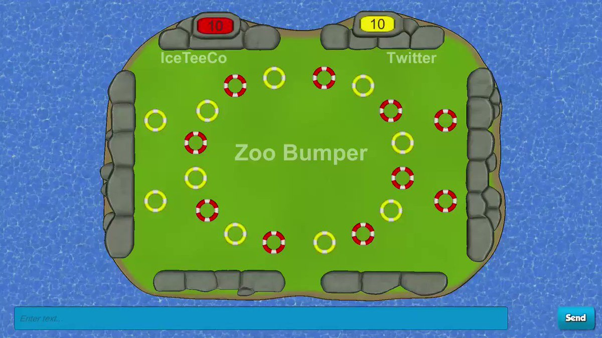 Image for the Tweet beginning: ZooBumper is now playable. so