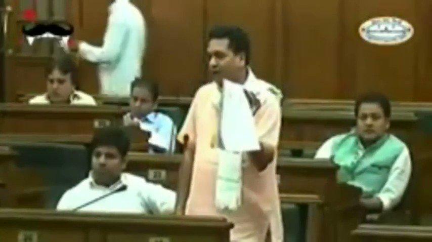 Here is @kapilmishra_ind's showing his NOC.Yeh AAP waale faaltu mein shor macha rahe hain