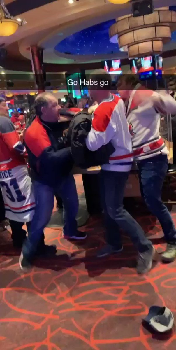 Men Brawl Inside Of A Casino In Crazy Video. It'll Be The Most Insane Thing You See All Day