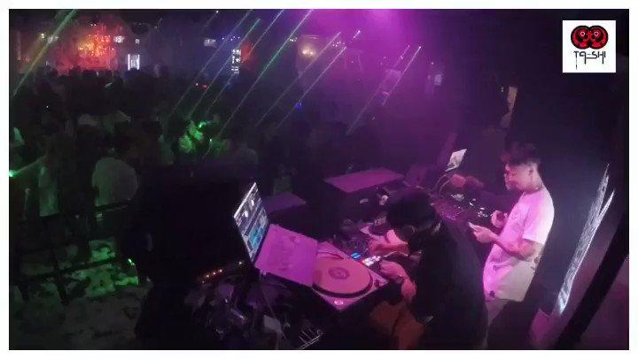 Taki Taki Tone Play  @herbie_hiroshima  Last Saturday night  . #herbiehiroshima #djtashi #takitaki #djsnake #selenagomez #ozuna #cardib #djlife #hiroshima #mccrain #toneplay #playwithmusic #hiroshima #booking #guestdjpic.twitter.com/xYqely5Nz2 – at Herbie HIROSHIMA