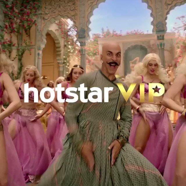 Naam hai Bala, Shaitaan ka sala, Raavan ne paala, @HotstarVIP ne #Housefull4 daala!
