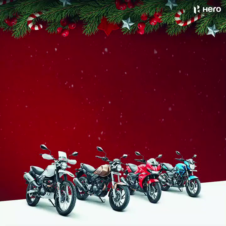 It s time to ride on cheer. Merry Christmas, everyone. https t.co t0pGEmXxzC