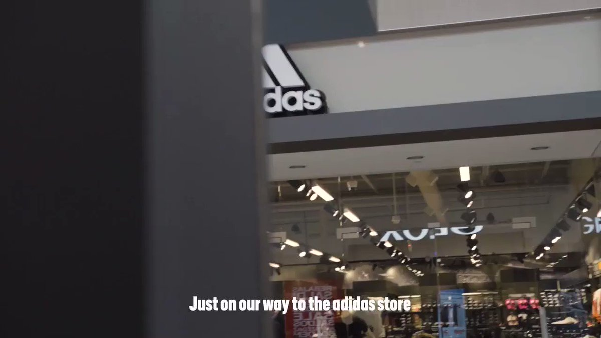 Teamed up with @adidasca and @christmasbureau to give back this holiday season 🎄 #createdwithadidas