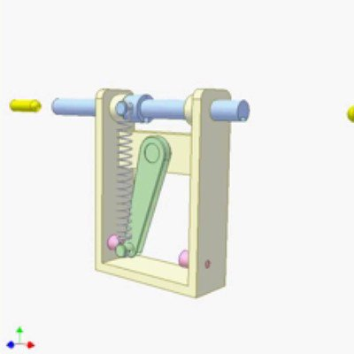 Spring Toggle Mechanism