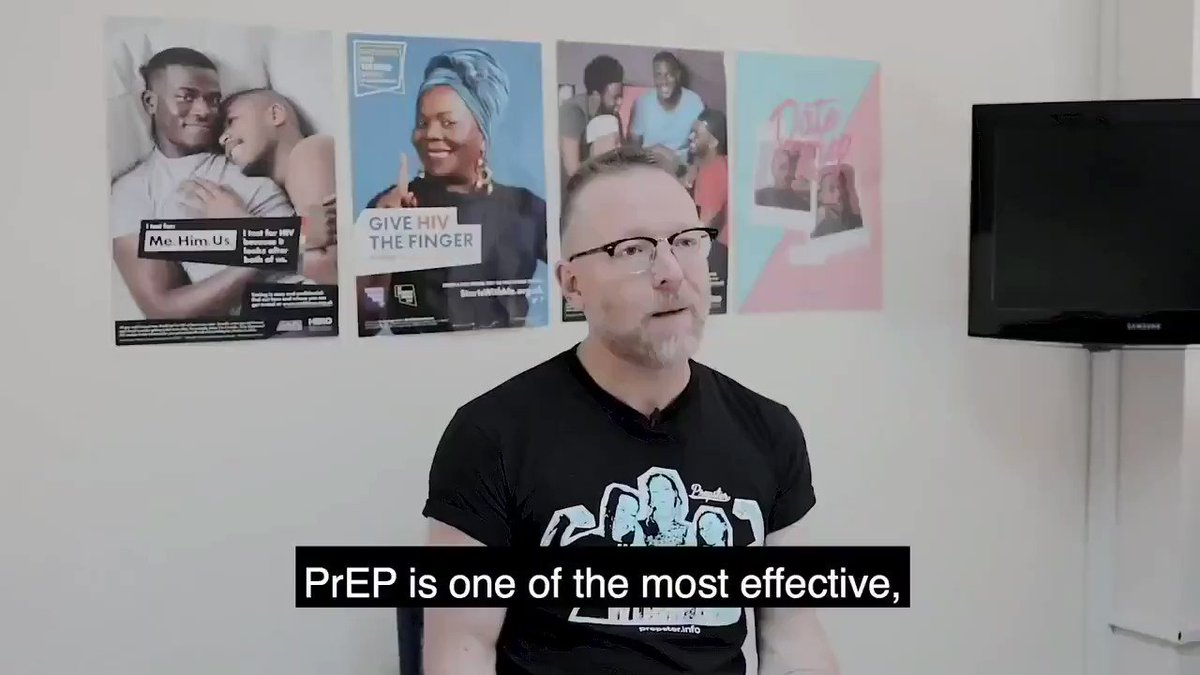 PrEP is one of the most effective and cost effective #HIV prevention tools... We need to see #PrEP made available as cheaply as possible to as many people as possible, says @DrWillN from @TeamPrepster. Watch the full video here 👉🏾 ow.ly/jgmk50wWwat