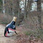 野生の養命酒が現れた!!走り寄ってきた養命酒が手に持っていたモノとは・・・?