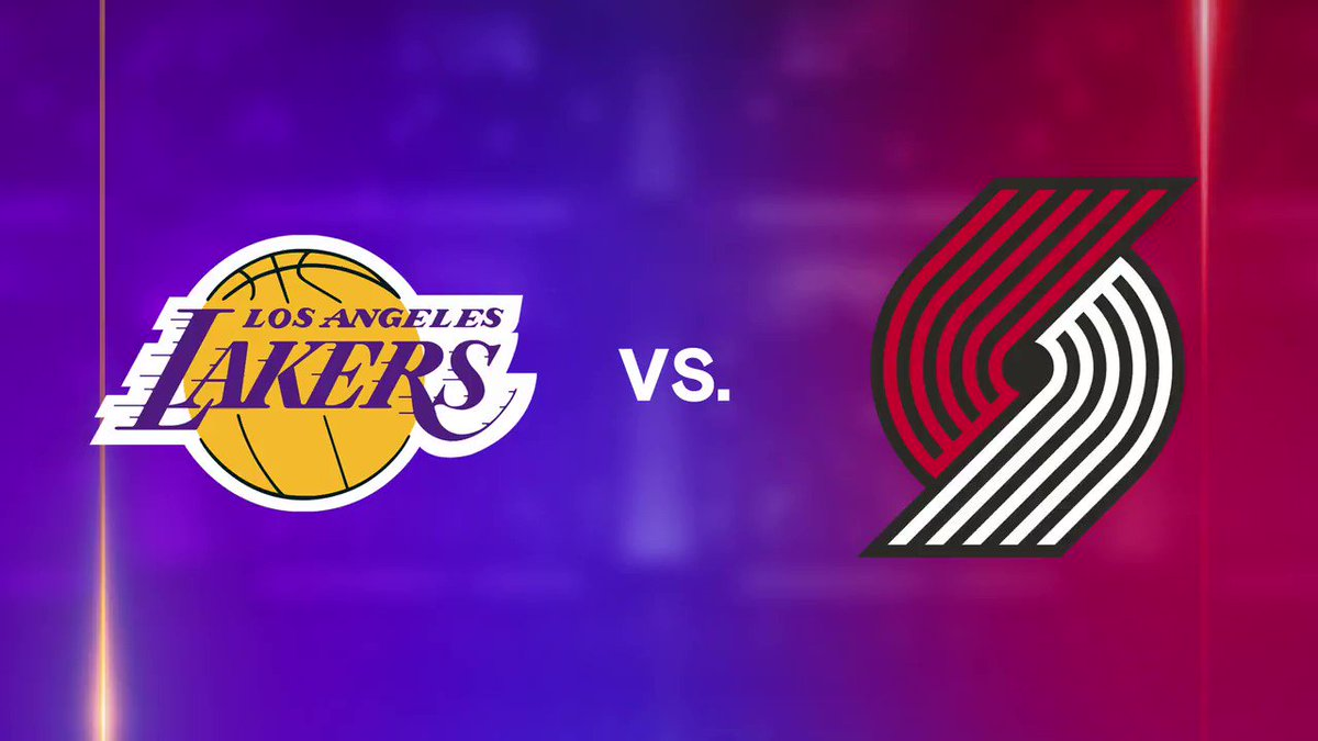 Tune in to Oculus Venues to see two West Coast giants go head to head. Don't miss the Los Angeles Lakers vs. the Portland Trail Blazers tonight at 7:00pm PST: ocul.us/39g9gZS