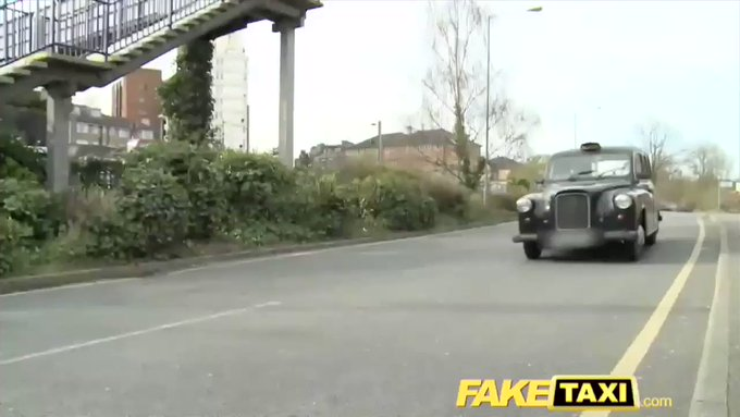 Fake Taxi moment of the decade? https://t.co/eZOyELk09k