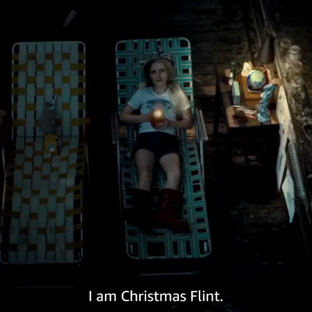 Meet Christmas Flint January 17 on Amazon Prime❤️ #TroopZero @TroopZeroMovie