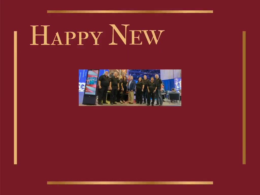 Image for the Tweet beginning: Happy New Year 2020!