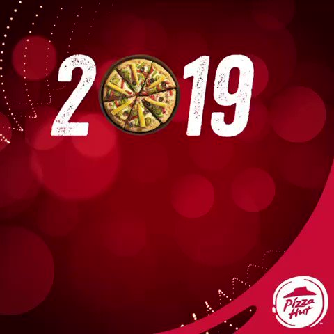 This years New Year Resolution, lets have more pizza HappyNewYear PizzaHutJavenge https t.co rVTkm38qAu