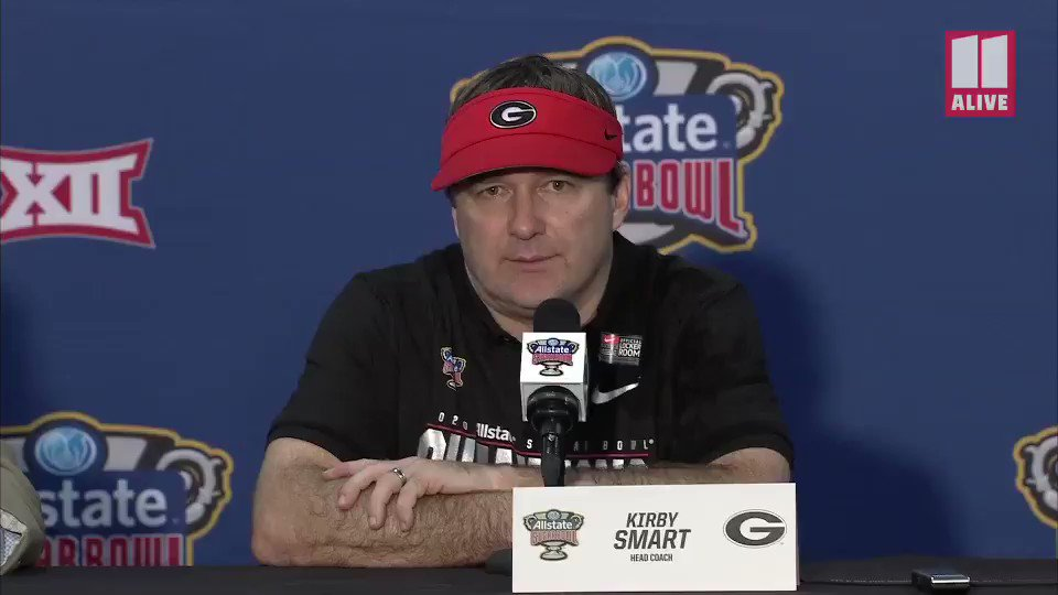 When you are not Hungry. You are Average. -Kirby Smart