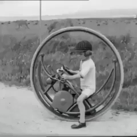 1927年子供用『モーターホイール』