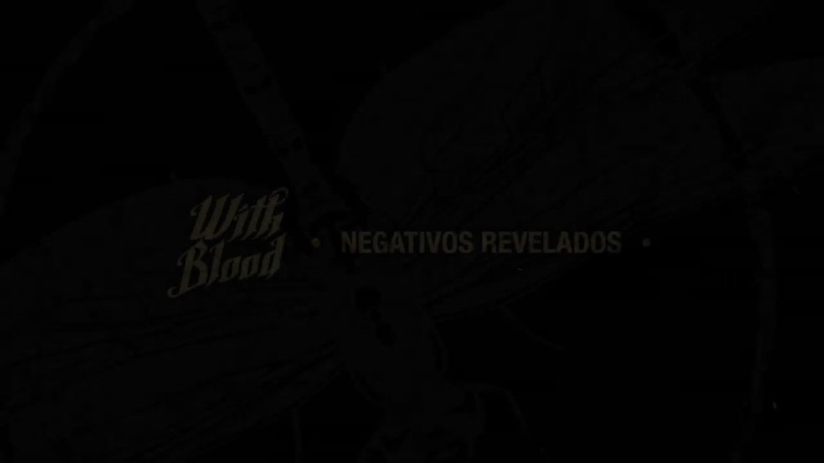 #metalcore #deathcore #newrelease #spotify Negativos Revelados by With Blood 👇https://t.co/YzHdU4fQ9n https://t.co/pvCpUfllBz