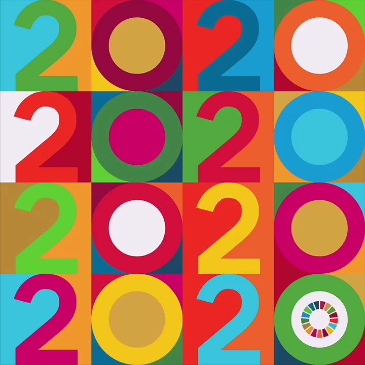 2020! Let's make this a decade of delivery to achieve the #GlobalGoals