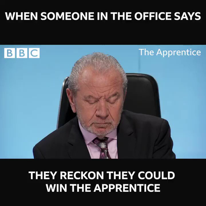 Its one thing to say it, but do you actually have what it takes to become Lord Sugars business partner in 2020? If you think you could take on the process and get through the interviews with a stunning business plan, head to bbc.co.uk/theapprentice to apply now.