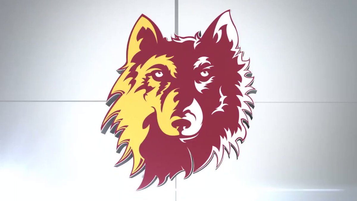 The @nsuwolves_wbb overcome the Peacocks 77-59 from Wachs Arena. #GoWolves #maroonNgold
