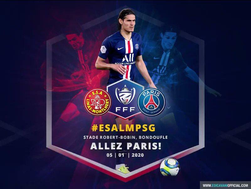 ALLEZ PARIS! #ESALMPSG