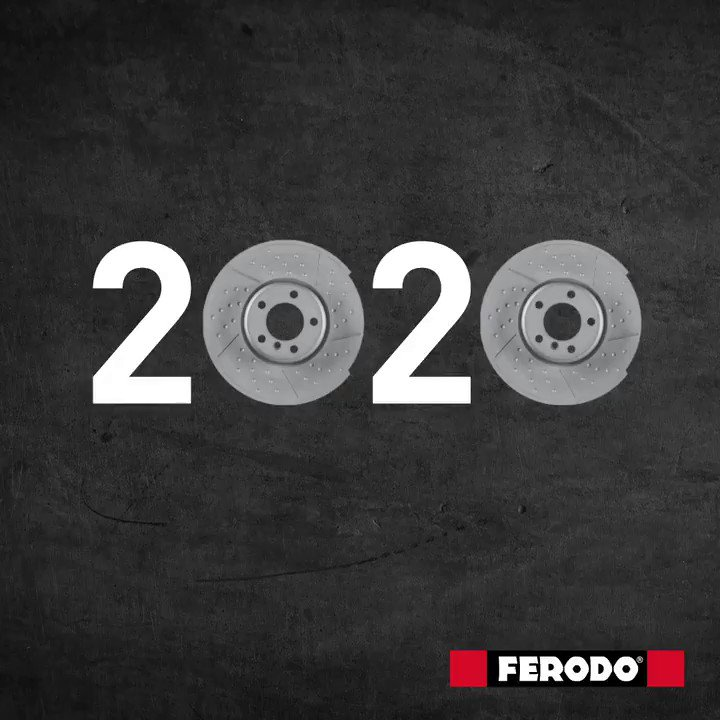 It's 2020, and that means Ferodo has been your dedicated and trusted braking partner for 123 years. Browse our full range of quality products here: https://t.co/JWc6K2vwPQ https://t.co/0iTPOFaEDe