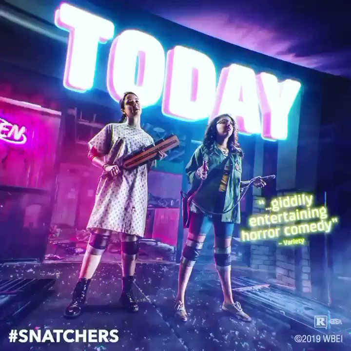 SNATCHERS is finally available to stream!!   It's been quite the adventure writing music for Sara and Haley for the last 4+ years.   Excited for audiences to finally see it! Really proud of this one!!  #snatchers #strawberrysoundstudios
