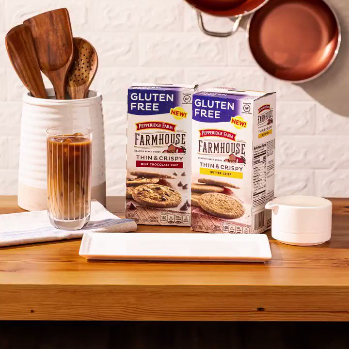Image for the Tweet beginning: Introducing our new Pepperidge Farm
