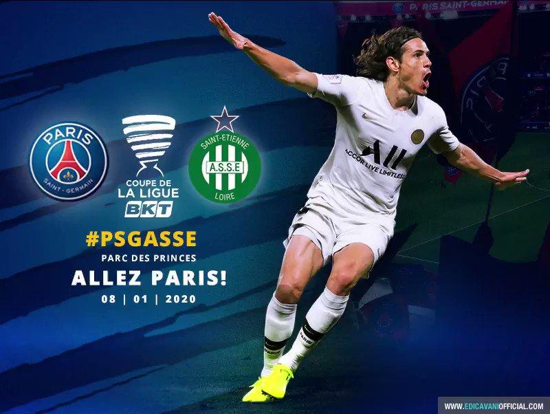 ALLEZ PARIS! #PSGASSE