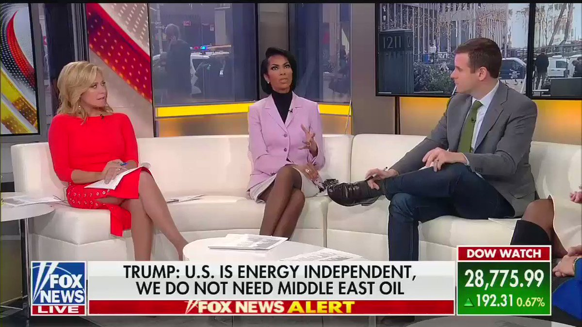 """Former Trump official KT McFarland: """"In America, we think that the default position is peace,"""" but in the Middle East, """"they've been killing each other for millennia. Their normal state of condition is war."""" https://www.mediamatters.org/outnumbered/fox-former-trump-official-claims-middle-easts-normal-state-condition-war…"""
