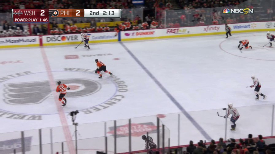 Replying to @NHLFlyers: This may be his Best One yet.   #WSHvsPHI | #NowOrNever