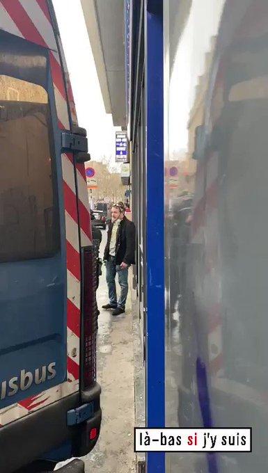 Entorse policière à la liberté de la presse ? Des journalistes dont Rémy Buisine interpellés à Paris U4uWw1kNHoUwhT6W?format=jpg&name=small