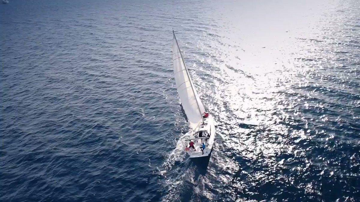 Image for the Tweet beginning: Experience #SailingAtSea, #BecomeaSkipper, #SailingAcademy Croatia