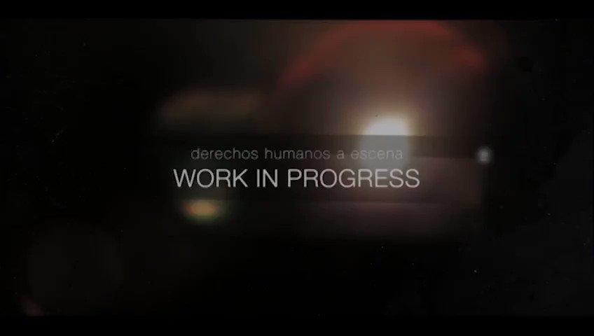 Image for the Tweet beginning: Vídeo donde podréis ver parte