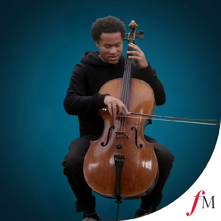 .@ShekuKM's incredible new recording of Elgar's Cello Concerto is out today. Get your copy at lnk.to/ShekuElgarCF
