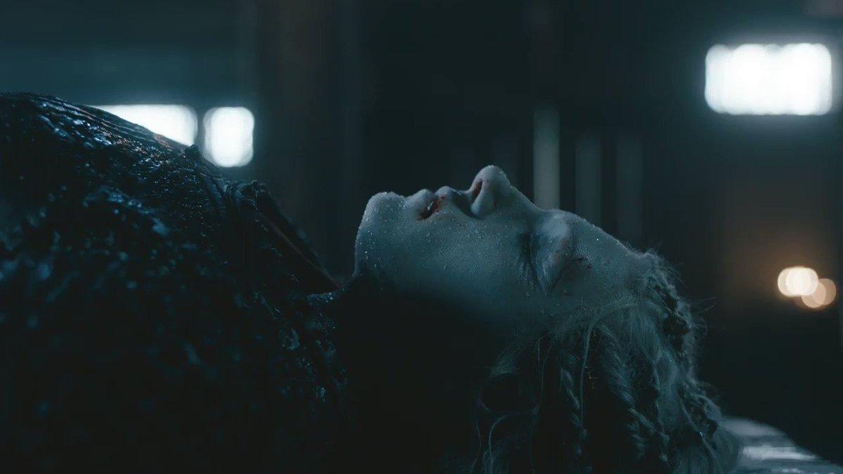 Farewell, shieldmaiden ⚔️ https://t.co/WBTdvHBVUm