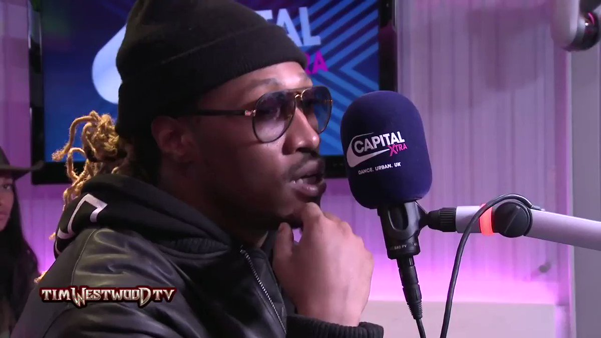 """I know how to make a hit because I know how to start it from the root."" (via @TimWestwood) Future is right: • 88 Charting Songs • 22 Top 10 Singles • 44 Platinum & Gold Certifications"
