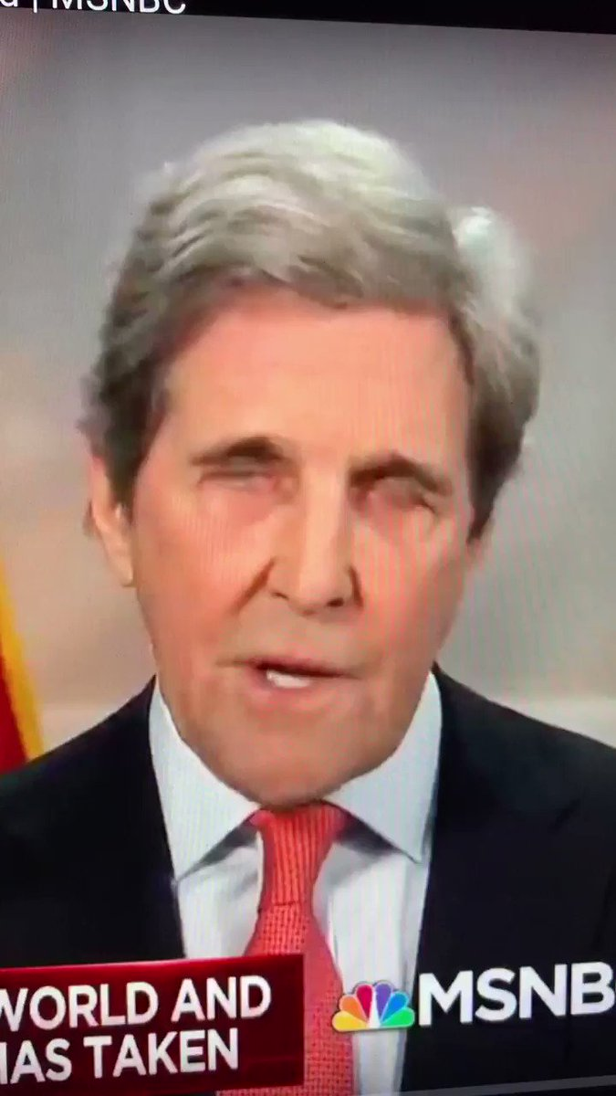 Kerry sets @POTUS Trump  straight - Obama didn't just give Iran 150 Billion they were owed that money and they won a lawsuit over it and we were paying Interest.