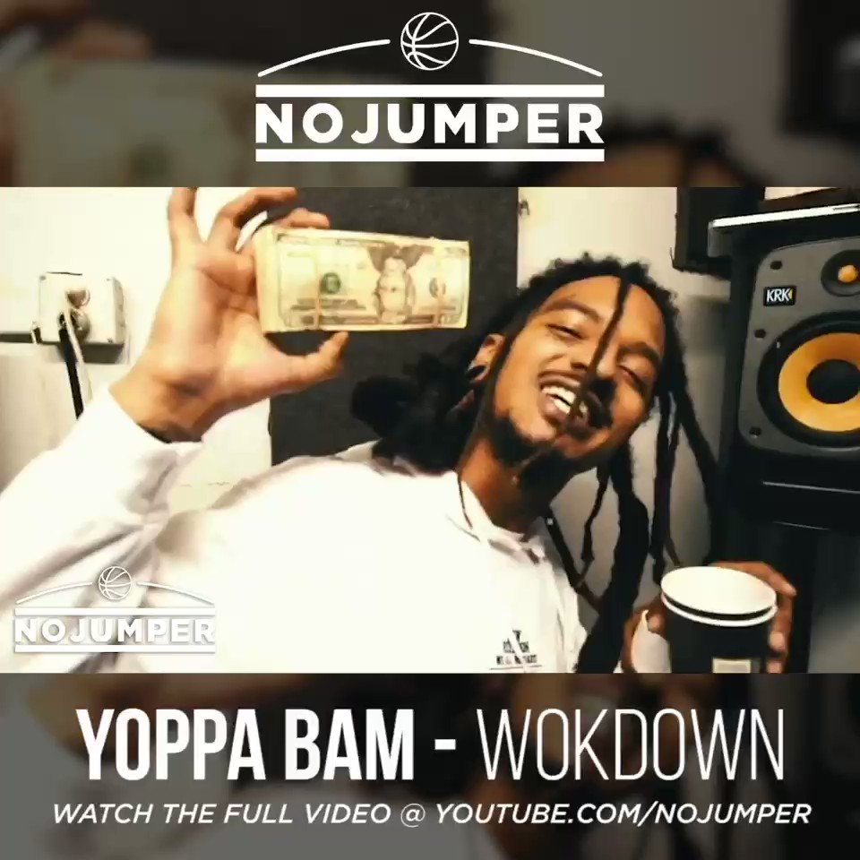 """New @YOPPABAM """"WokDown"""" out now! youtu.be/Cue_gAQEY8s"""
