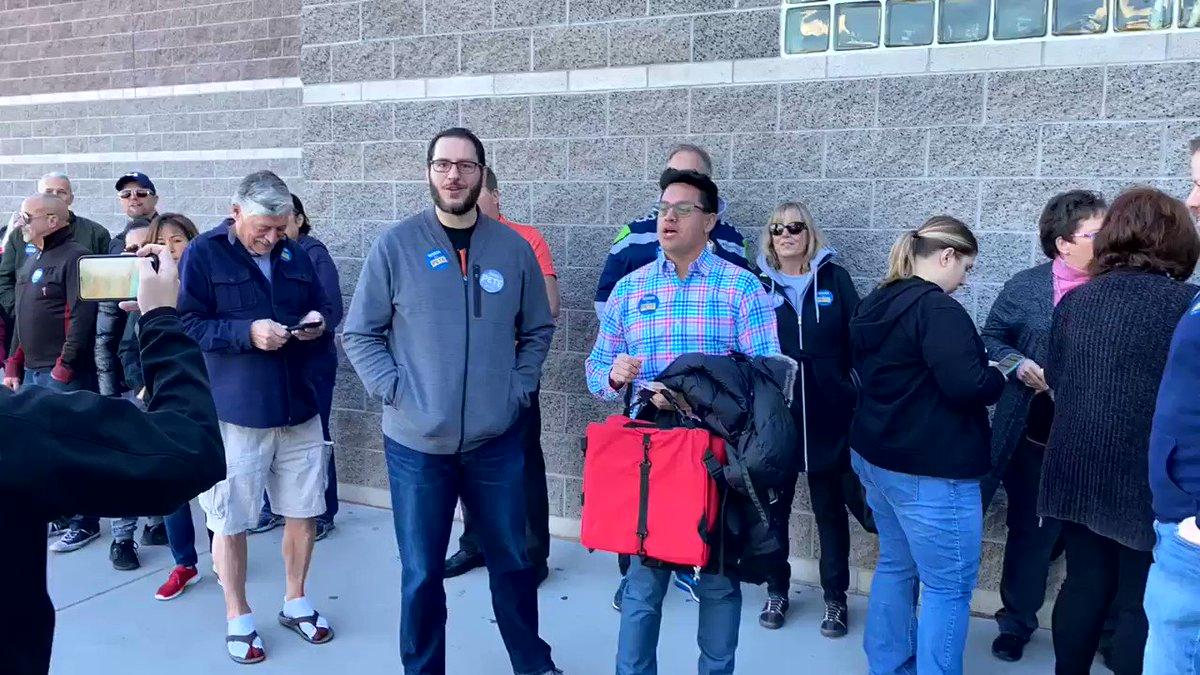 Image for the Tweet beginning: Nevada is #BattleBorn for @PeteButtigieg‼️