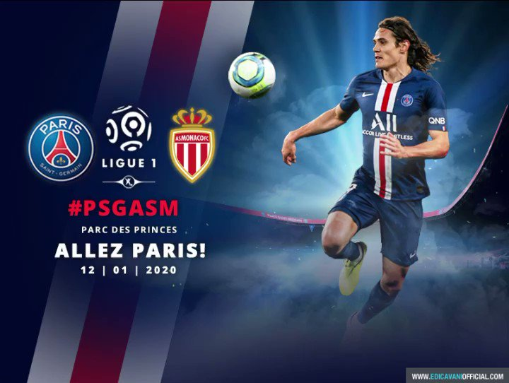ALLEZ PARIS! #PSGASM