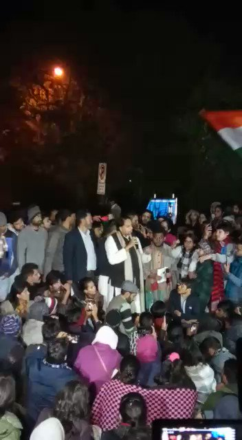 WATCH   Shashi Tharoor at JNU: First time a religious test been introduced into definition of Indian citizenship