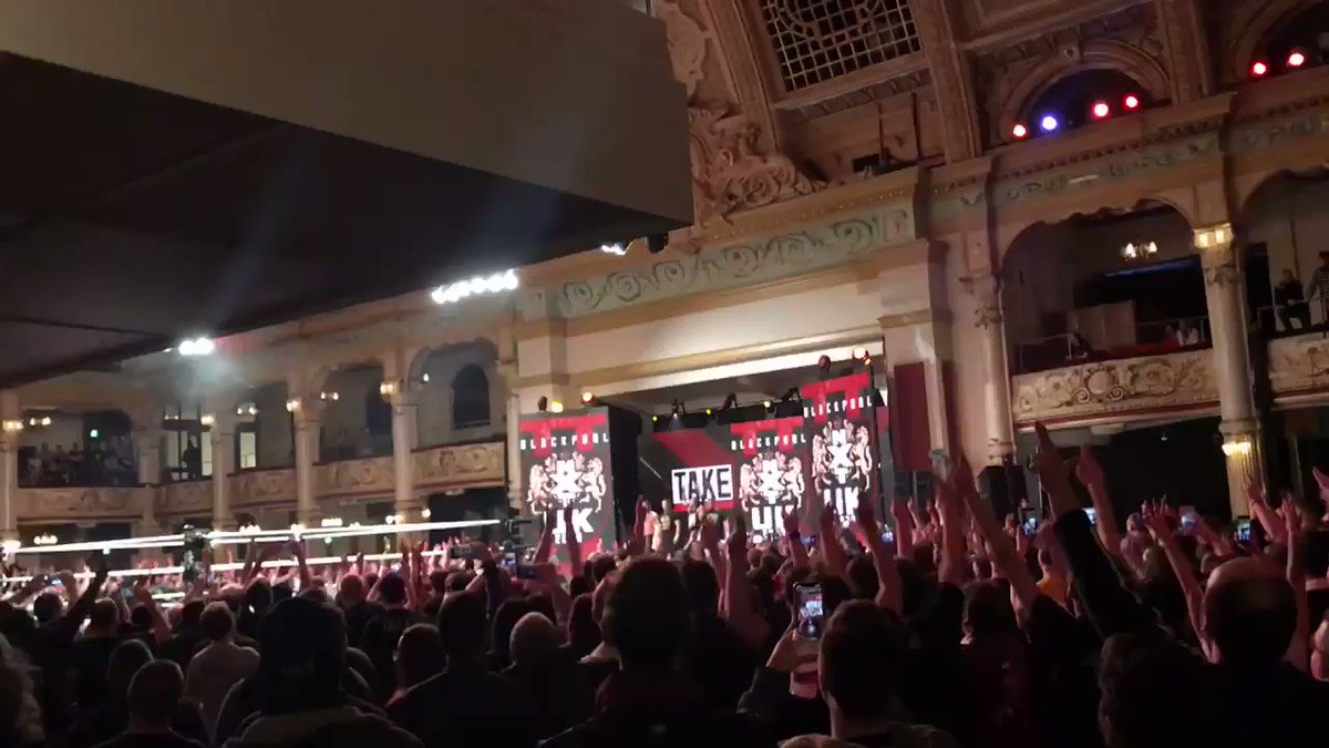 The Undisputed era are in Blackpool, my hometown. Adam Cole and the boys are in the house.Never thought I'd say that. #NXTUKTakeOver #NXTUKTakeoverBlackpool#NXTTakeoverBlackpool