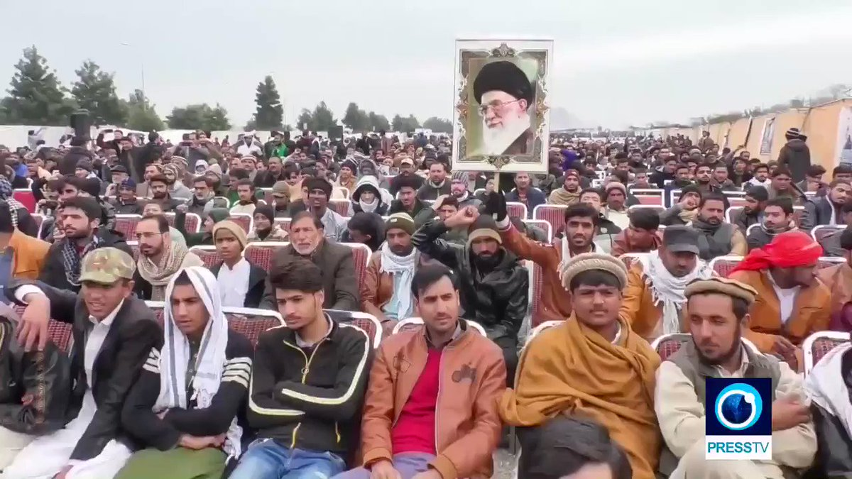 Angry #Pakistani protesters vow to drive #US forces from region