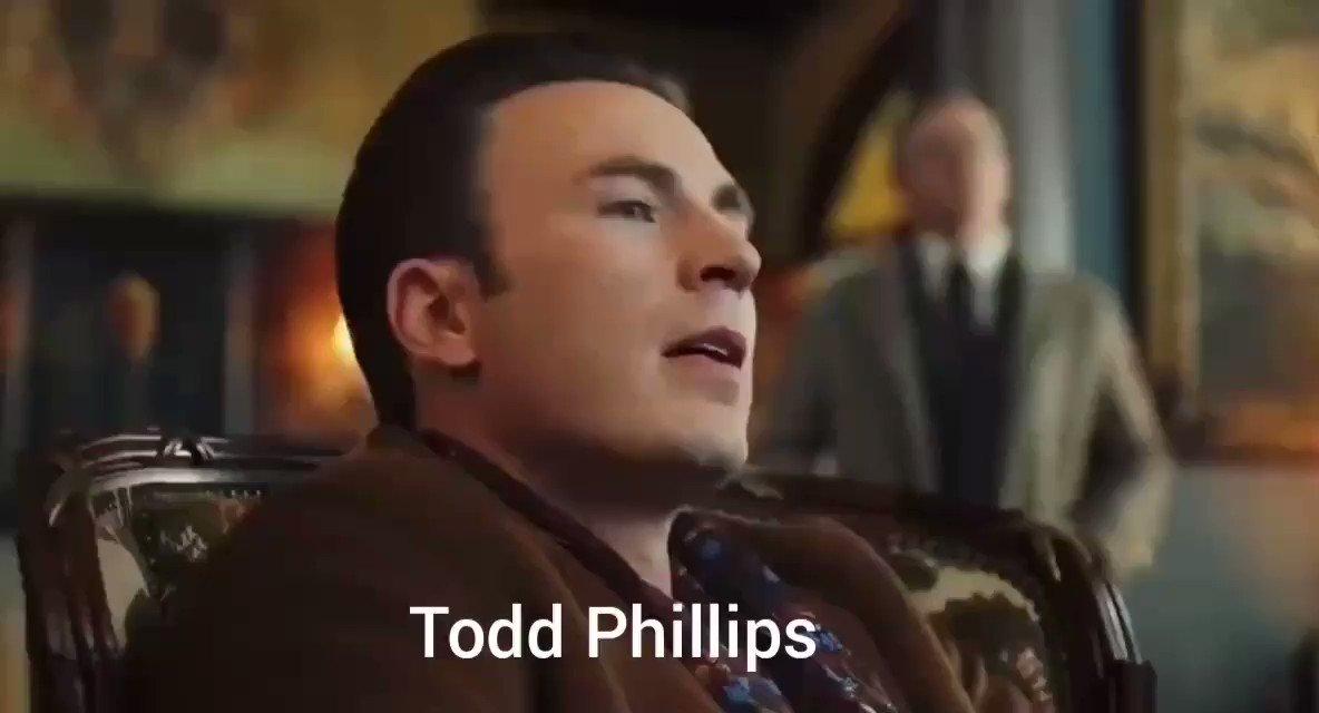 @ChrisRa7en's photo on Todd Phillips