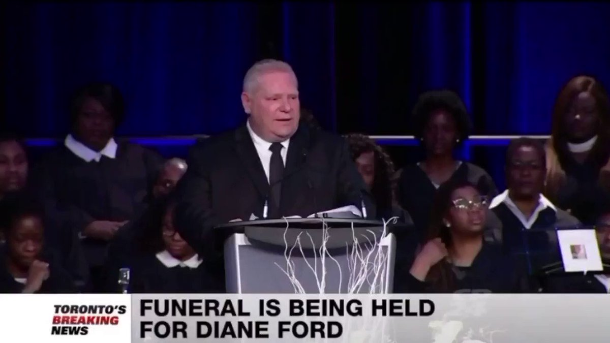 This is one of my favourite stories about @Mark_Grimes.   Condolences to @fordnation and the entire Ford family on the passing of Mrs. Ford, the matriarch of a family uniquely dedicated to public service. https://t.co/3SkblplucT