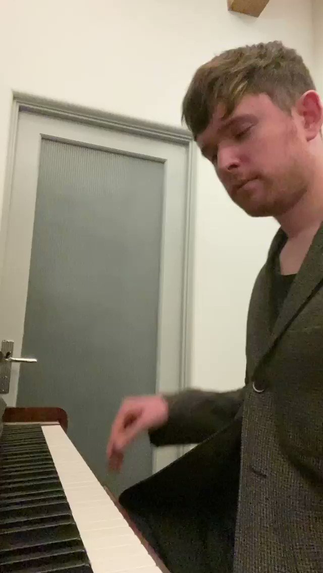 """Here's a snippet of @jamesblake covering Frank Ocean's """"Godspeed,"""" a song he helped write."""