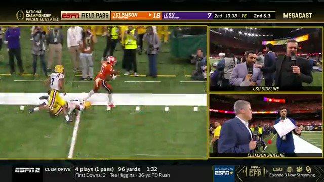 @PatMcAfeeShow's photo on #ESPN2MEGACAST
