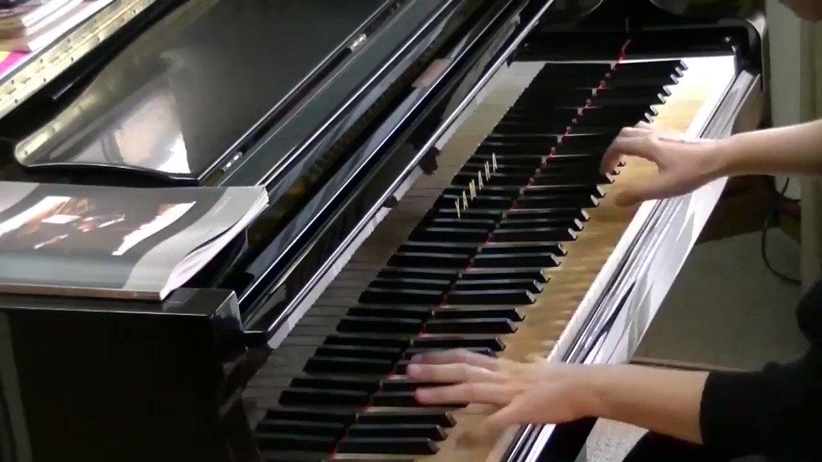 【演奏してみた】まらしぃ/marasy    logical emotion   ラーメン†デュエル 【ピアノ】油っこい感じになりましたでしょうか🍜ろじえもまらフェス出演ですね!